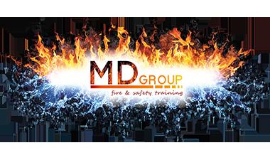 Blusopleidingen - VCA opleiding - Kleine blusmiddelen - eerste interventieploeg - MD GROUP - Brandwachten